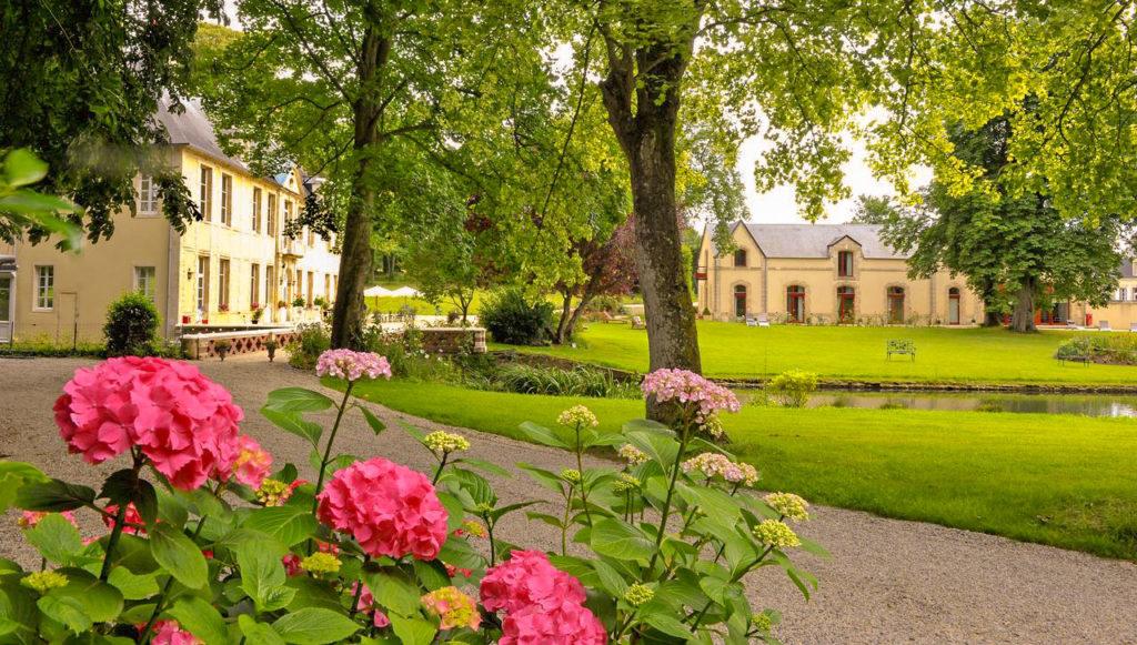 Normandía El mejor hotel para perros en Bayeux